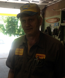 Gaines garage meet the staff for Wayne motor vehicle inspection hours