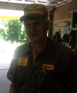Gaines Garage Meet The Staff
