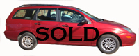 2003 Ford Focus SW ZTW